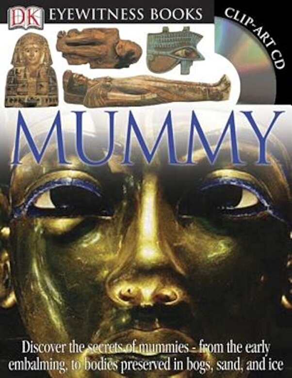 James Putnam - Mummy [With Clip-Art CD and Poster], Hardcover -