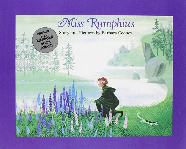 Barbara Cooney - Miss Rumphius, Hardcover -