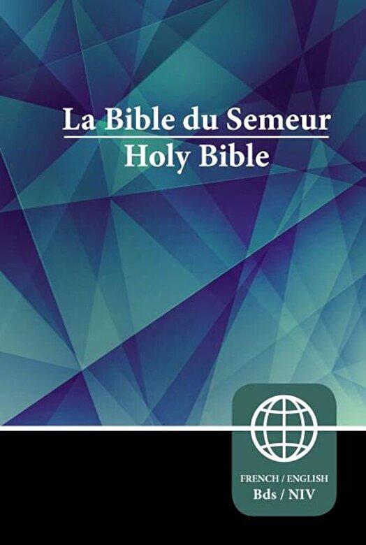 Zondervan - Semeur, NIV, French/English Bilingual Bible, Hardcover, Hardcover -