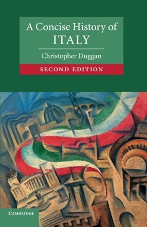 Christopher Duggan - A Concise History of Italy, Paperback -