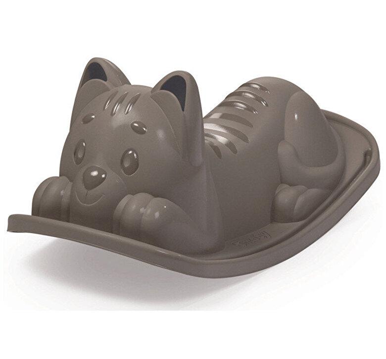 Smoby - Balansoar pisica gri -