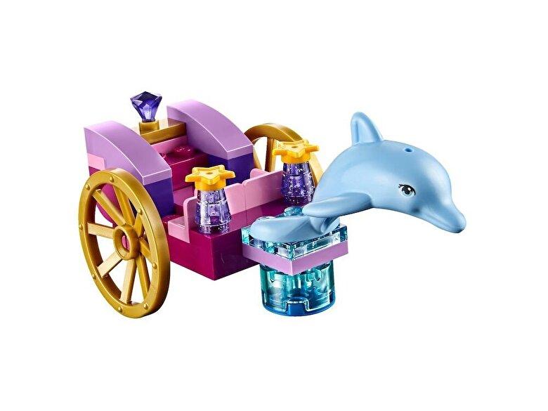 LEGO - LEGO Juniors, Disney Princess - Trasura cu delfini a lui Ariel -