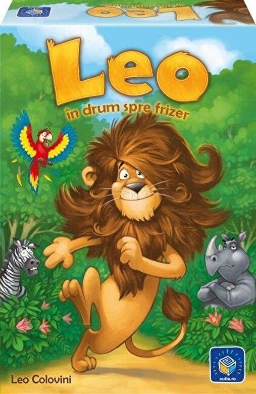 Abacus Spiele - Joc Leo in drum spre frizer -