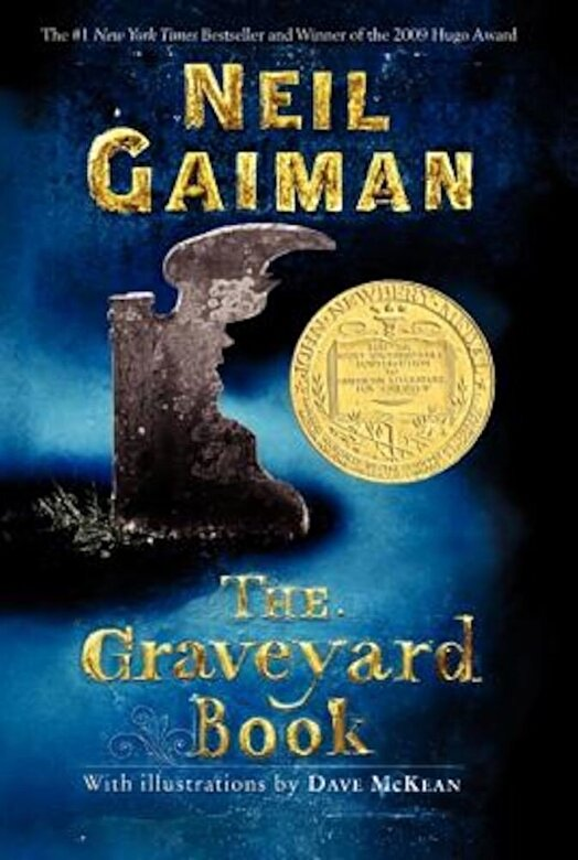 Neil Gaiman - The Graveyard Book, Paperback -