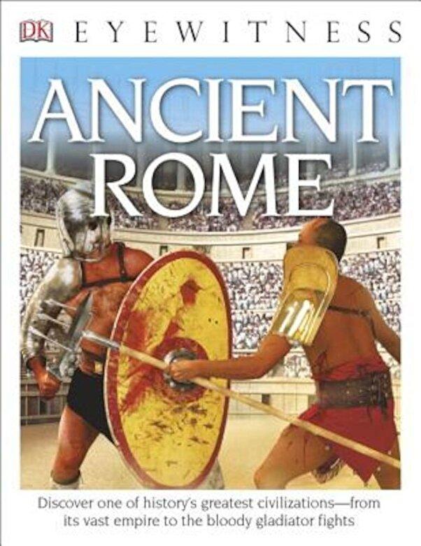 Simon James - DK Eyewitness Books: Ancient Rome, Paperback -