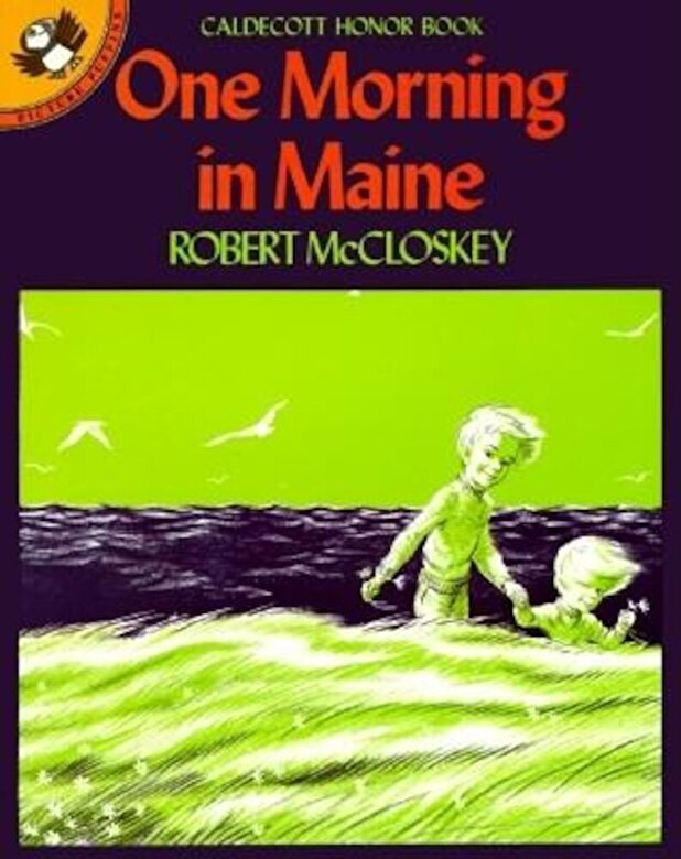 Robert McCloskey - One Morning in Maine, Paperback -