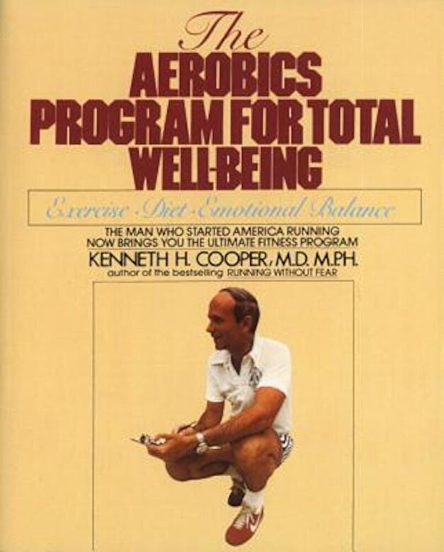 Kenneth H. Cooper - The Aerobics Program for Total Well-Being, Paperback -