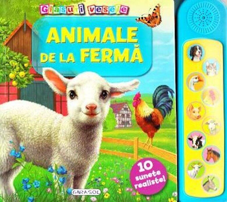 *** - Glasuri vesele - Animale de la ferma -