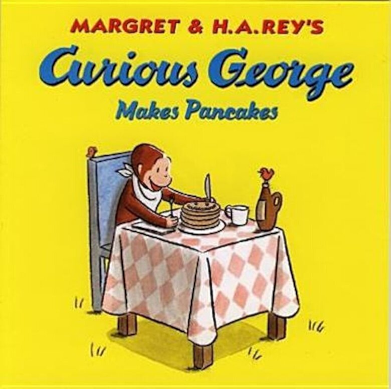 H. A. Rey - Curious George Makes Pancakes, Paperback -