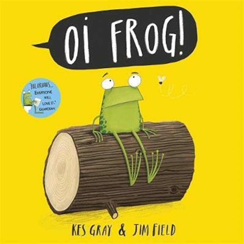 Kes Gray - Oi Frog! Big Book, Paperback -