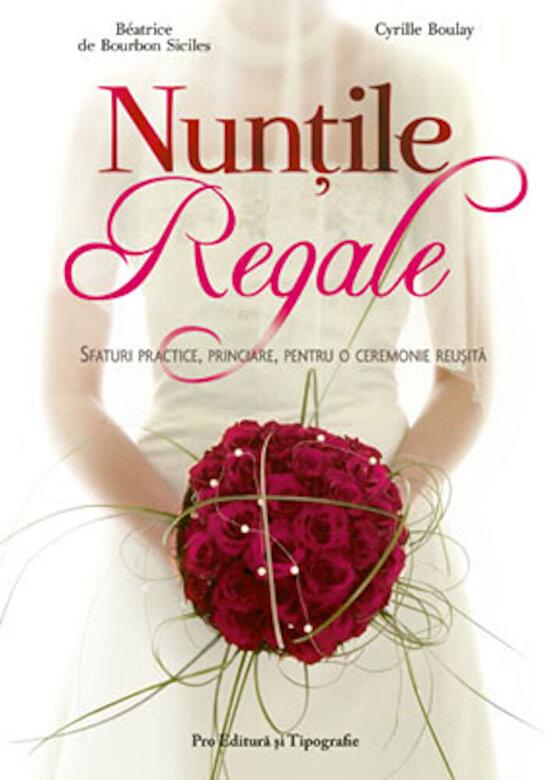 Beatrice de Bourbon Siciles, Cyrille Boulay - Nuntile Regale -