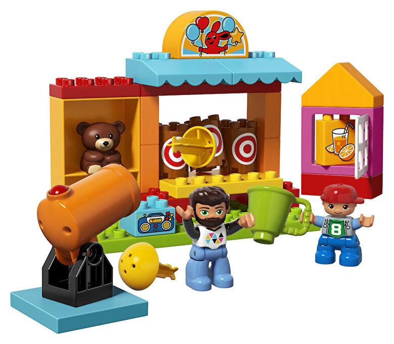 LEGO - LEGO DUPLO, Pavilion de tir 10839 -