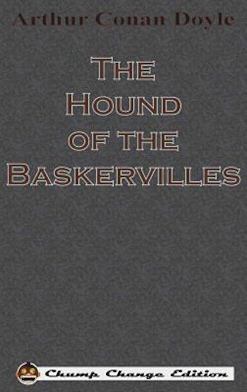 Arthur Conan Doyle - The Hound of the Baskervilles, Hardcover -