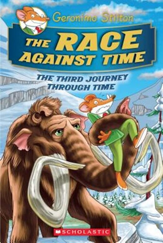 Geronimo Stilton - The Race Against Time, Hardcover -