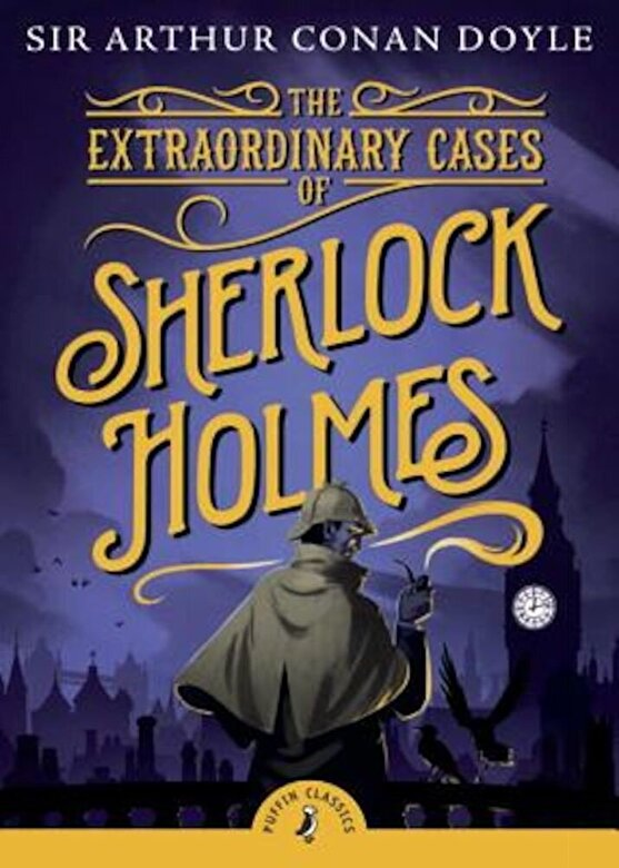 Arthur Conan Doyle - The Extraordinary Cases of Sherlock Holmes, Paperback -