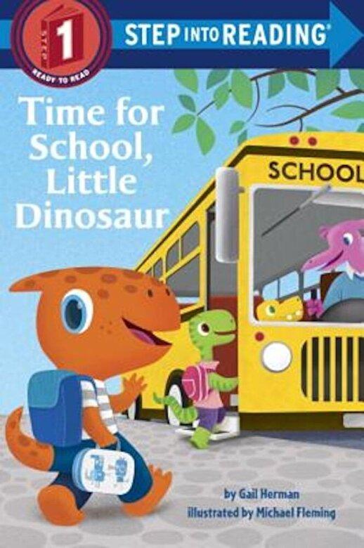 Gail Herman - Time for School, Little Dinosaur, Paperback -
