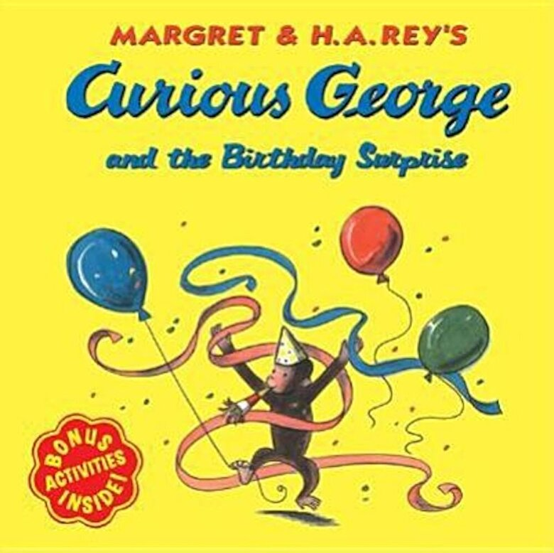 Margret Rey - Curious George and the Birthday Surprise, Paperback -