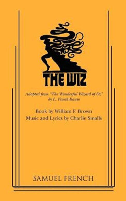 Charlie Smalls - The Wiz, Paperback -