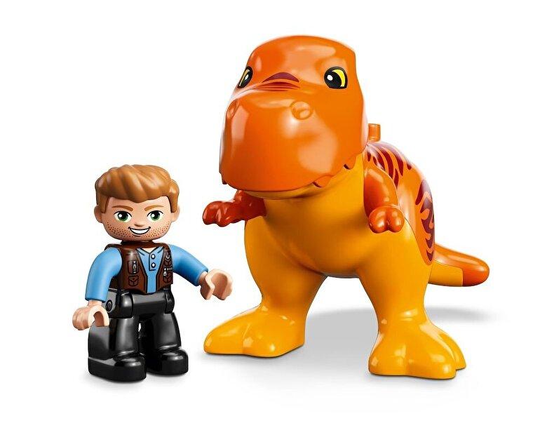 LEGO - LEGO DUPLO - Jurassic World, Turnul T. Rex 10880 -