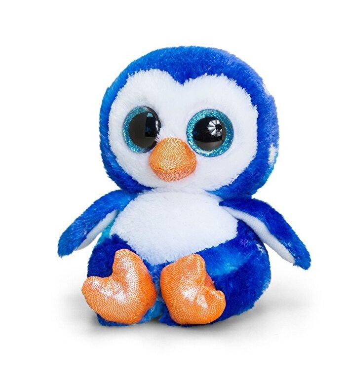 Keel Toys - Jucarie plus Animotsu - Pinguin, 15 cm -