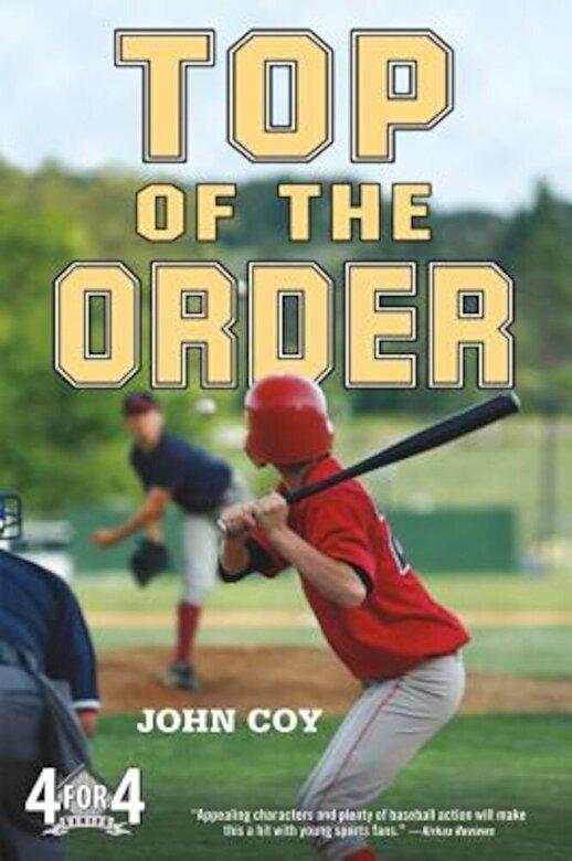 John Coy - Top of the Order, Paperback -