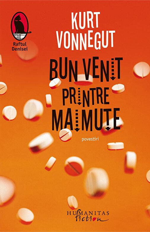 Kurt Vonnegut - Bun venit printre maimute -