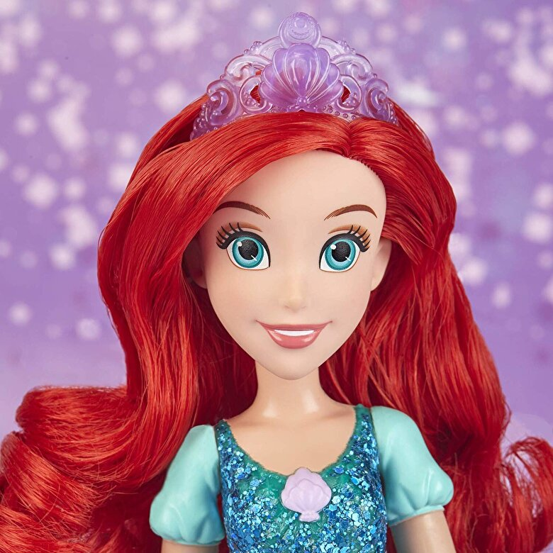 Disney - Disney Princess - Papusa Royal Shimmer Ariel -