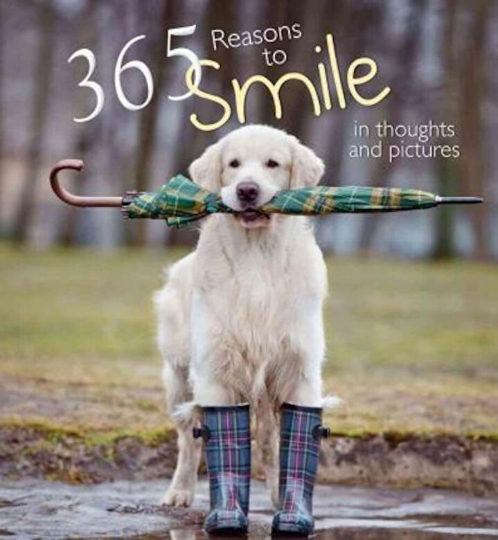 *** - 365 Reasons to Smile: In Thoughts and Pictures -