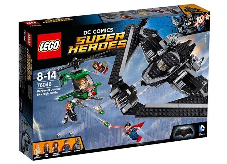 LEGO - LEGO Super Heroes, Eroii justitiei: Batalia din ceruri 76046 -