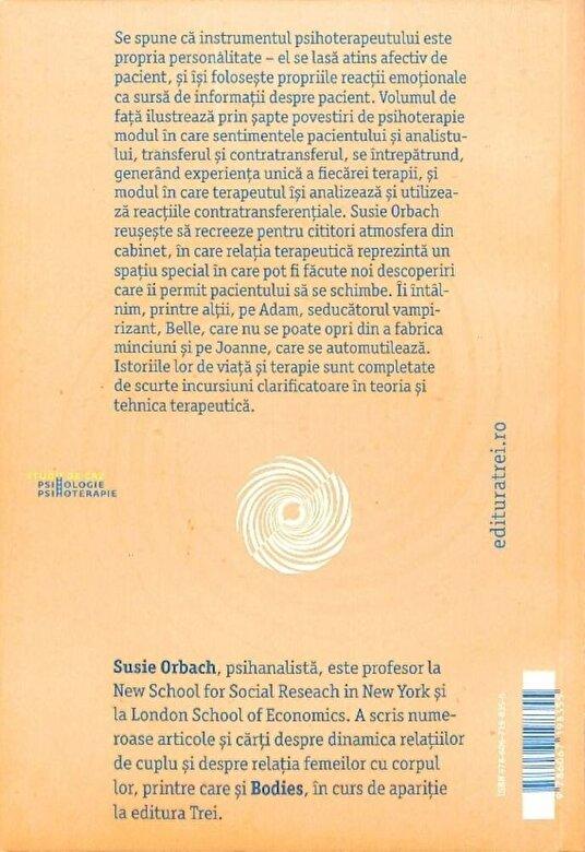 Susie Orbach - Jumatate inocenta, jumatate inteleapta -