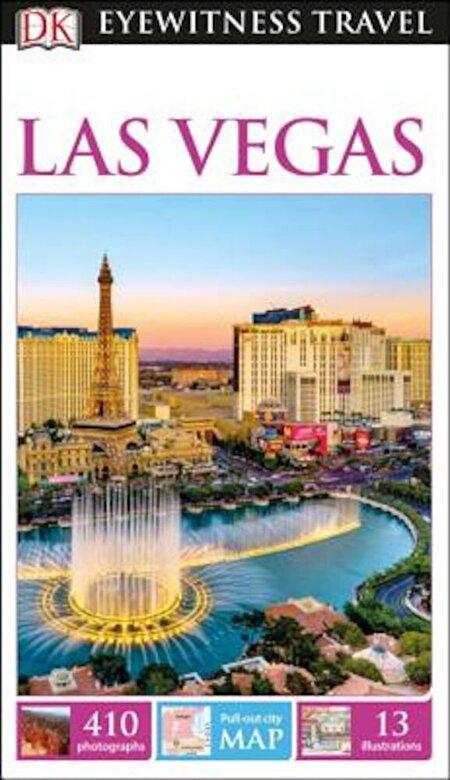 DK - DK Eyewitness Travel Guide Las Vegas, Paperback -