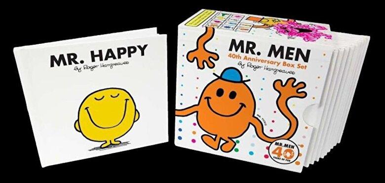 Roger Hargreaves - Mr. Men Box Set, Hardcover -