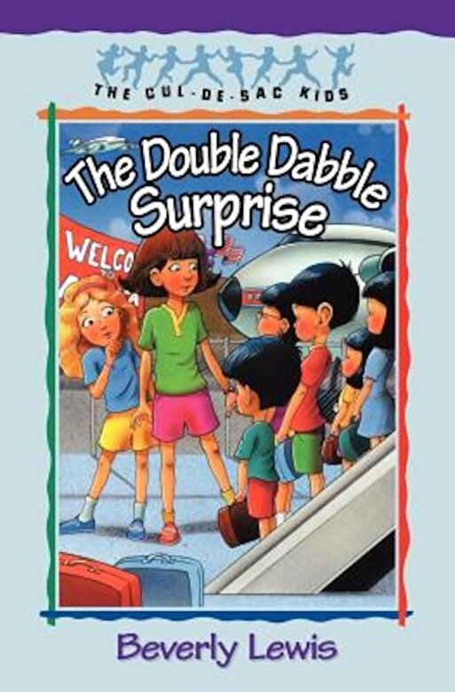 Beverly Lewis - The Double Dabble Surprise, Paperback -
