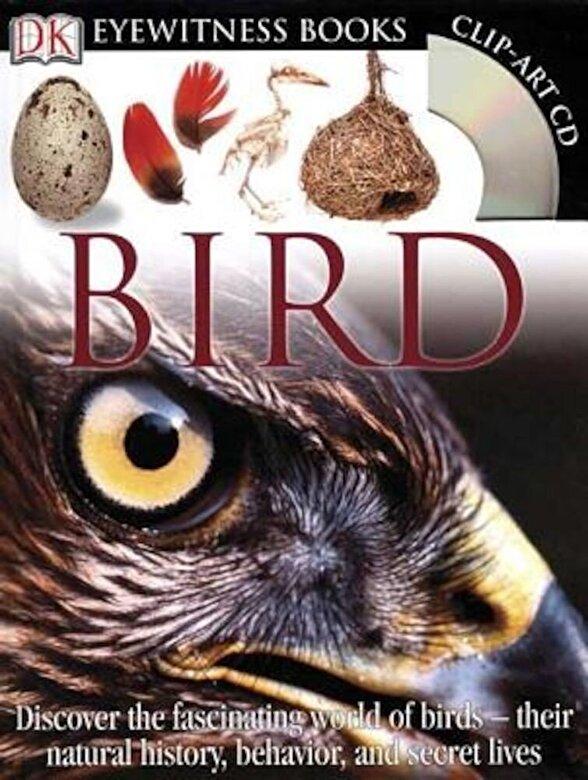 David Burnie - Bird [With Clip Art CDROM and Chart], Hardcover -