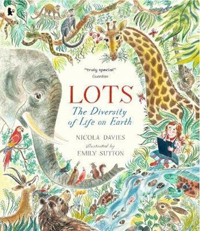 Nicola Davies - Lots, Paperback -