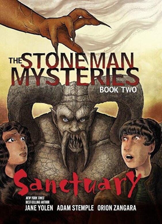 Jane Yolen - Sanctuary: Book 2, Paperback -