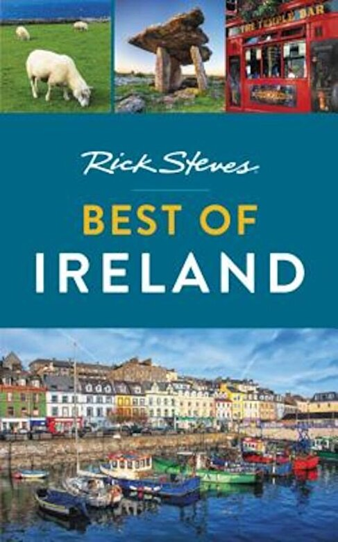 Rick Steves - Rick Steves Best of Ireland, Paperback -