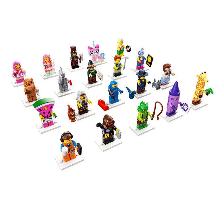 LEGO - LEGO Minifigurina, Filmul Marea Aventura LEGO 2 71023 -