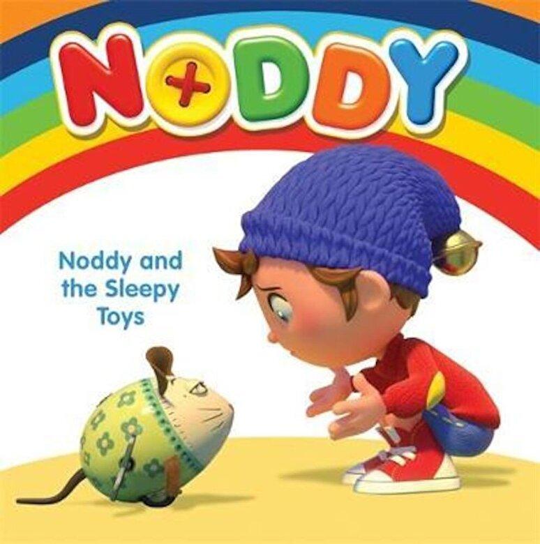 Enid Blyton - Noddy Toyland Detective: Noddy and the Sleepy Toys, Hardcover -
