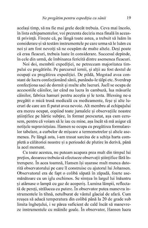 Fridtjof Nansen - Jurnalul expeditiei spre Polul Nord, Vol. 2 -