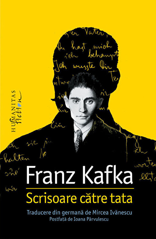 Franz Kafka - Scrisoare catre tata -