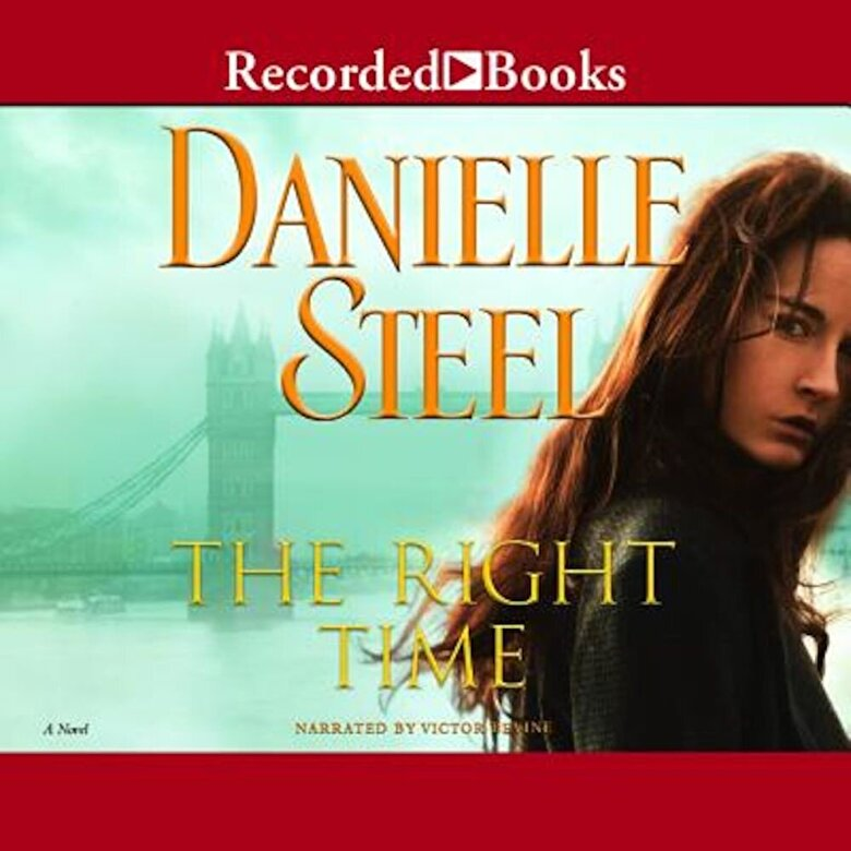 Danielle Steel - The Right Time, Audiobook -