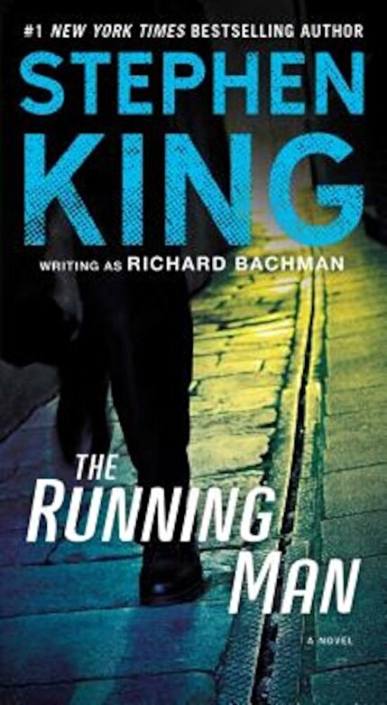 Stephen King - The Running Man, Paperback -