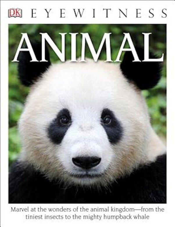 DK Publishing - DK Eyewitness Books: Animal, Paperback -