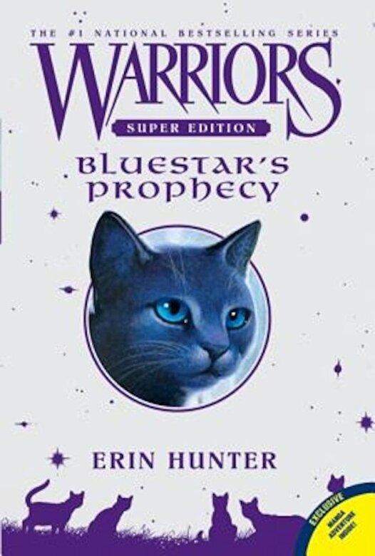 Erin Hunter - Warriors Super Edition: Bluestar's Prophecy, Paperback -