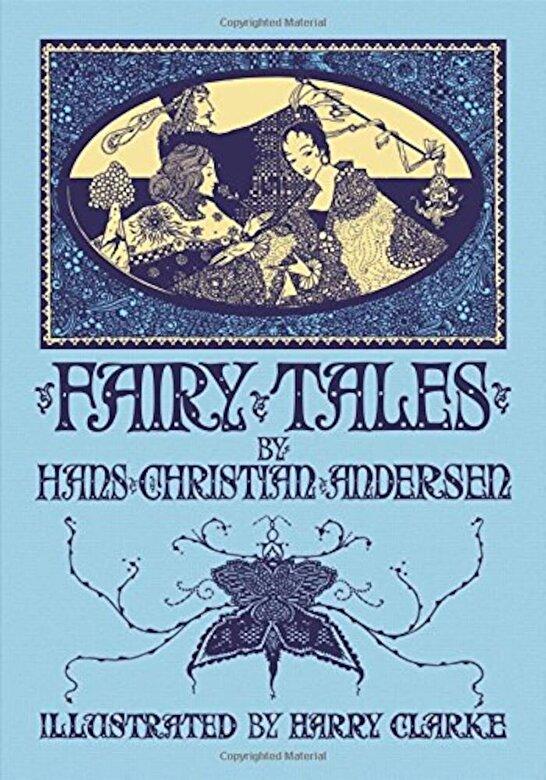 Hans Christian Andersen - Fairy Tales by Hans Christian Andersen, Hardcover -