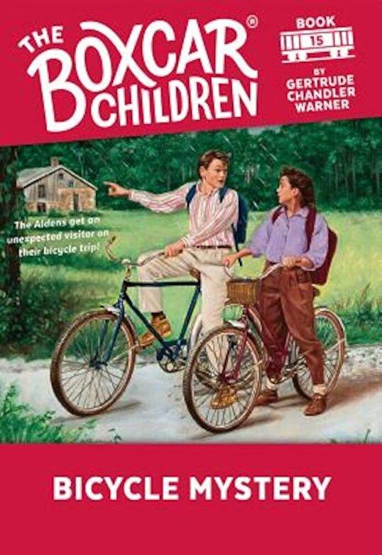 Gertrude Chandler Warner - Bicycle Mystery, Paperback -