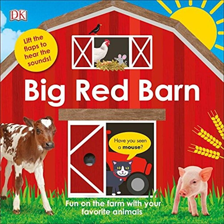 Carrie Love - Big Red Barn, Hardcover -