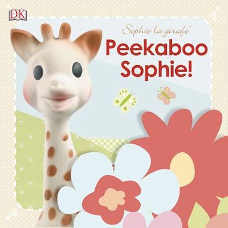 DK - Sophie La Girafe: Peekaboo Sophie!, Hardcover -