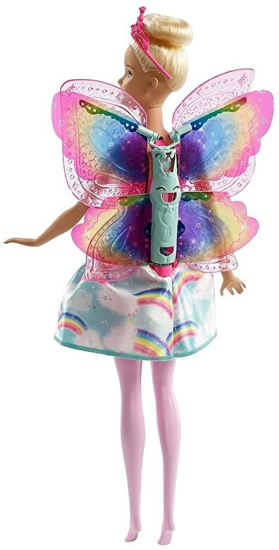Barbie - Papusa Barbie Dreamtopia - Zana zburatoare -